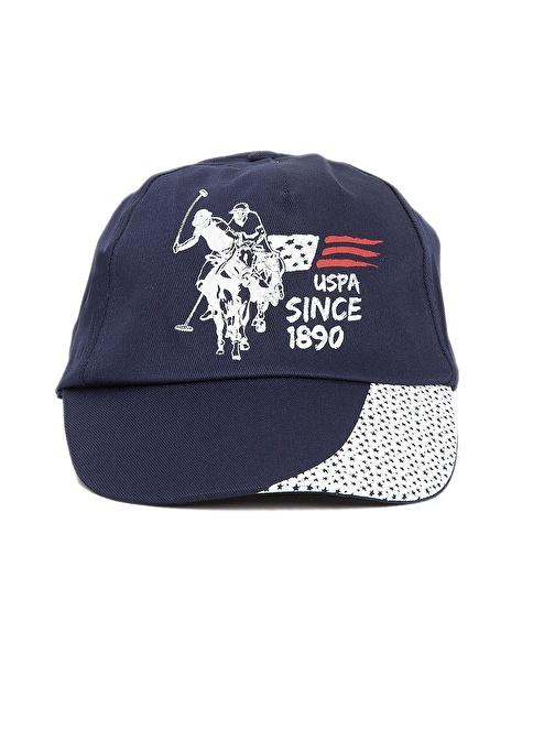 U.S.Polo Assn. Şapka İndigo